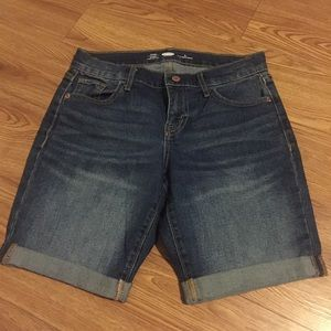Old Navy size 4 jean shorts
